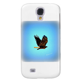 Red Tail Hawk Picture Galaxy S4 Cases