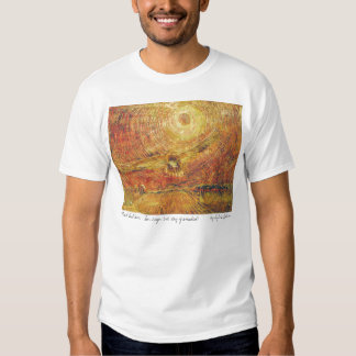 Red Tail Hawk,     Soar high, but sta... T-shirts
