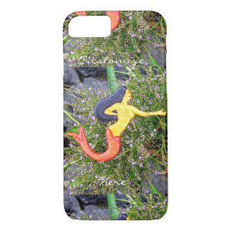 red-tail sirena mermaid iPhone 8/7 case