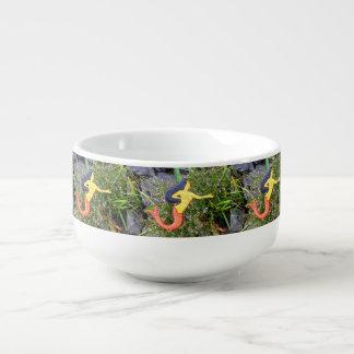 red-tail sirena mermaids soup mug