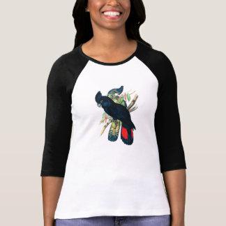 Red tailed, Black (Banksian) Cockatoos. T-Shirt