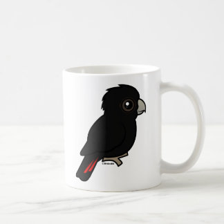 Red-tailed Black Cockatoo Mugs