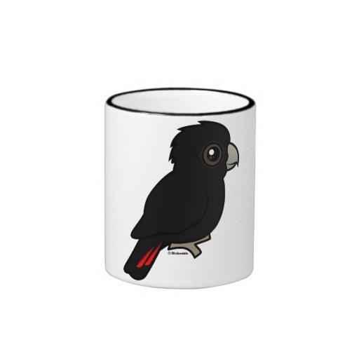Red-tailed Black Cockatoo Mug