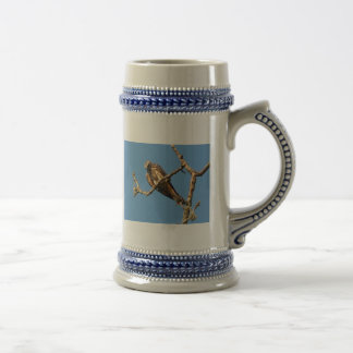 Red Tailed Hawk Beer Steins