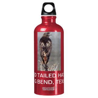 RED TAILED HAWK BIG BEND, TX SIGG TRAVELLER 0.6L WATER BOTTLE