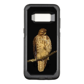 Red Tailed Hawk Bird OtterBox Galaxy S8 Case