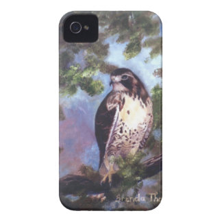Red Tailed Hawk BlackBerry Bold Case