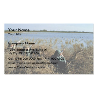 Red-tailed Hawk, immature Business Card Template