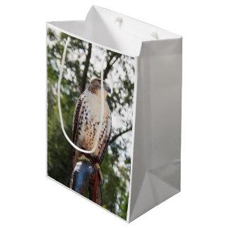 Red-Tailed Hawk Medium Gift Bag
