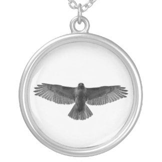 Red-tailed Hawk Necklace