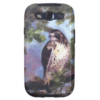 Red Tailed Hawk Samsung Galaxy Case Samsung Galaxy S3 Cases