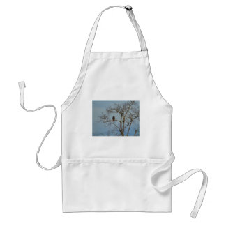 Red Tailed Hawk Standard Apron