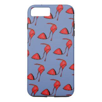 Red Tango Shoe Phone Case