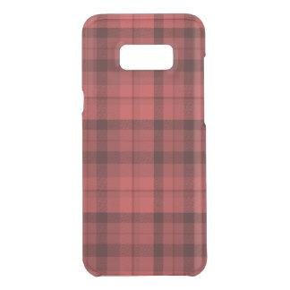 Red Tartan Phonecase Uncommon Samsung Galaxy S8 Plus Case