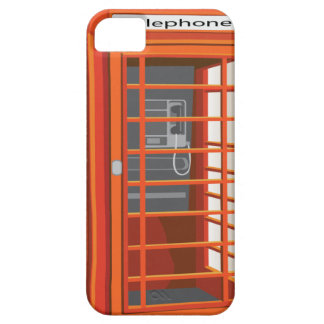 Red Telephone Booth Case-Mate iPhone 5 Case