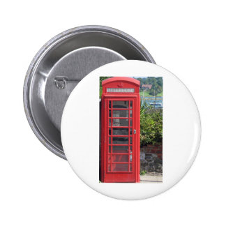 Red Telephone box Buttons