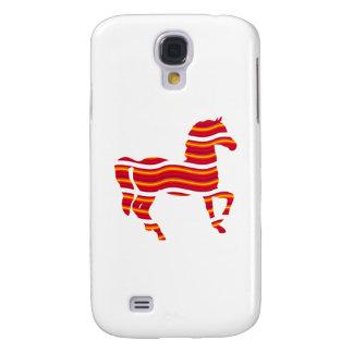 Red Thoroughbred Samsung Galaxy S4 Case