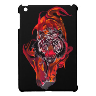 Red Tiger iPad Mini Case
