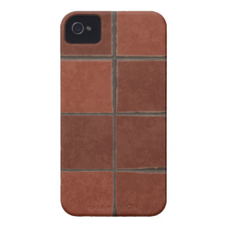 Red Tile Case-Mate iPhone 4 Cases