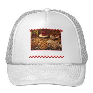 Red Tile Desserts Trucker Hat
