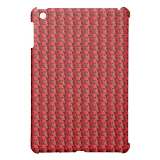 Red Tiled Pattern iPad Speck Case iPad Mini Case