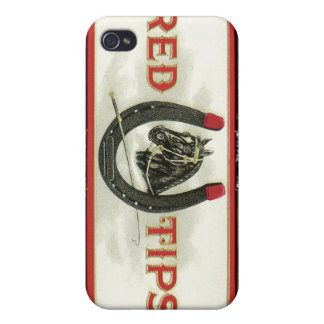 Red Tips cigars iPhone 4/4S Cover
