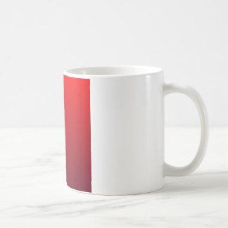 Red to Dark Scarlet Horizontal Gradient Coffee Mug