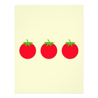 Red Tomato. Flyer