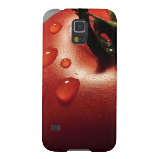 RED TOMATO FRESH FRUITS VEGETABLES HEALTHY YUMMY GALAXY S5 CASES