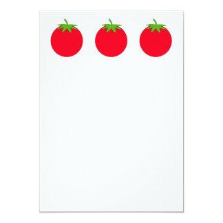 Red Tomato. Invites