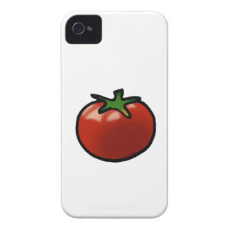 red tomato iPhone 4 Case-Mate case