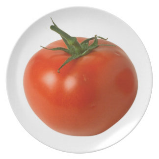 Red Tomato Plate