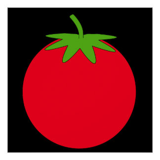 Red Tomato. Posters