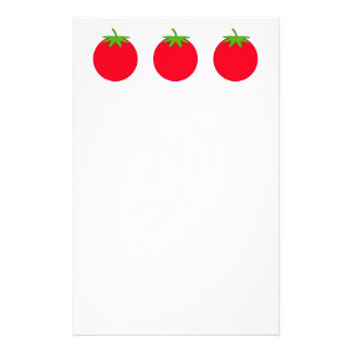 Red Tomato. Stationery Design