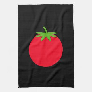 Red Tomato. Hand Towels