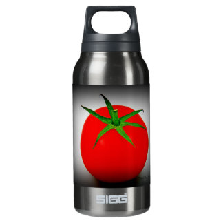 RED TOMATOES 0.3 LITRE INSULATED SIGG THERMOS WATER BOTTLE