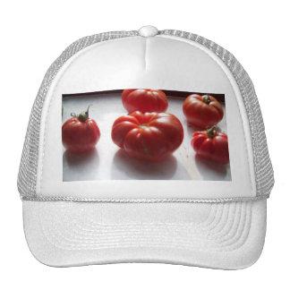 Red Tomatoes Cap Trucker Hats