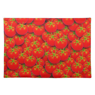 RED TOMATOES PLACEMATS
