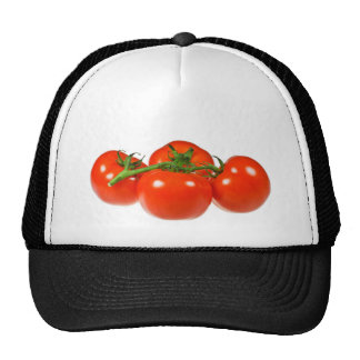 Red tomatoes hats