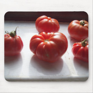 Red Tomatoes Mouse Mat Mouse Pads