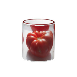 Red Tomatoes Mug