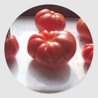 Red Tomatoes Sticker