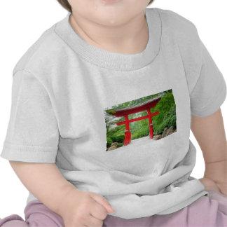 Red Torii Gate T Shirt