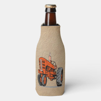 RED TRACTOR BOTTLE COOLER