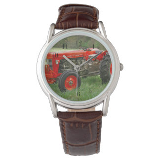 Red Tractor Watch