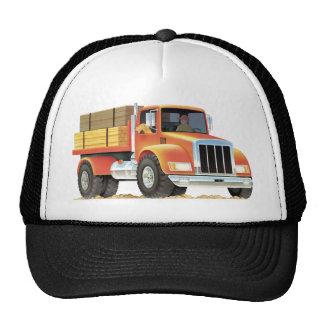 Red Truck Trucker Hat