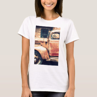 Red Truck Wreck T-Shirt