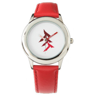 RED TRUTH WATCH