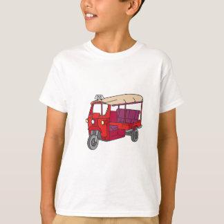 Red Tuktuk T-Shirt