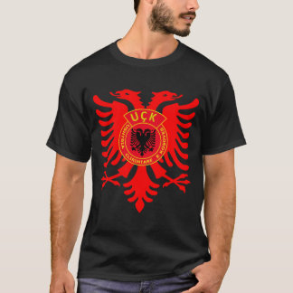 Red UCK Eagle T-Shirt